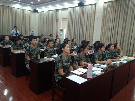 汉十高速2015年度新人培训工作